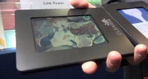 Video: CLEARInk Demos E-Paper With Color, Full-Motion Video