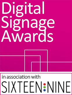 Digital Signage Awards Entries Now Shortlisted, Winners Announced Feb. 7 at ISE