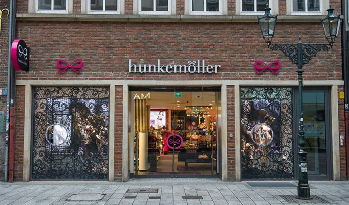 Dutch Lingerie Retailer Offers Sensory Experience In Flagships