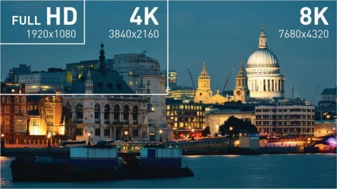 Still Talking Clients Out Of 4K? Good News – 8K's Coming!!!