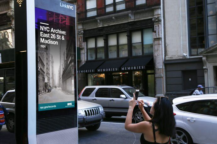 Intersection's US Digital OOH Network To Run Off BroadSign Control
