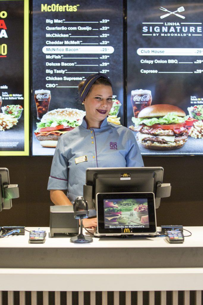 Cineplex Wins Turnkey Deal To Run QSR Menu Boards For Biggest McDonald's Franchisee On Planet