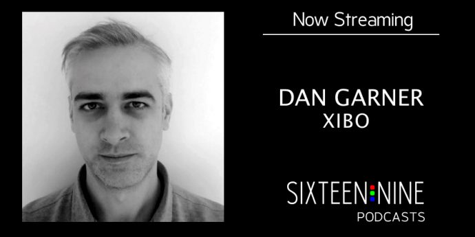 Sixteen:Nine Podcasts: Dan Garner On How Xibo Makes Money From Free, Open Source Software