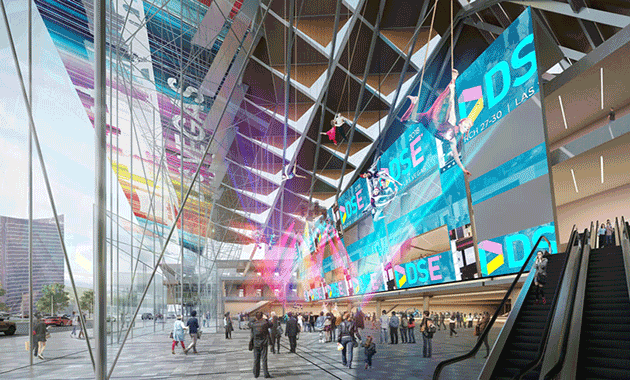 Big AV Enhancements Planned For Las Vegas Convention Center Expansion