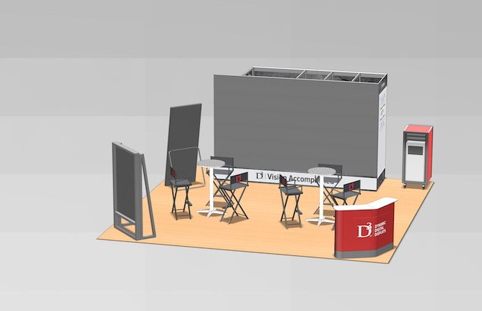 DSE 2018 Booth Previews: D3 Inviting Attendees To Run Its Powerful LED Wall Controller