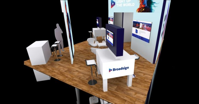 DSE 2018 Booth Previews: Broadsign