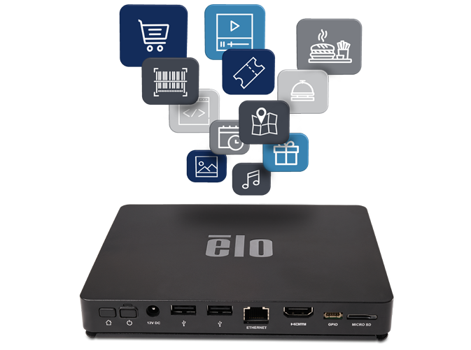 Elo Introduces Android 7-based Backpack Appliance To Drive Touchscreens