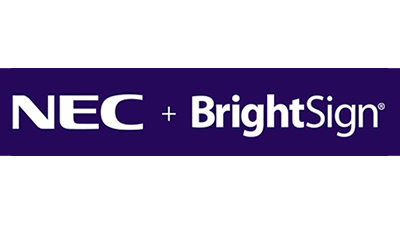 NEC, BrightSign Pair Up On New Bundled Offer