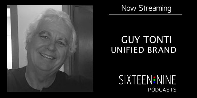 16:9 Podcasts: Guy Tonti Of Unified Brand Talks Auto Dealers, Neighborhood Networks And Winning On Jeopardy