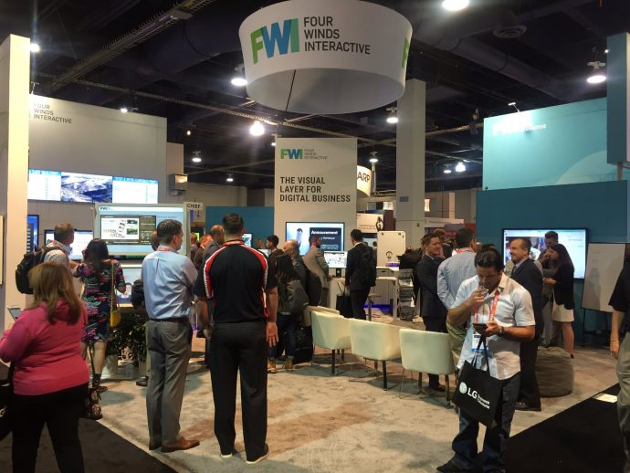 DSE 2018 Booth Previews – Four Winds Interactive Talking Market Solutions And FWI Cloud
