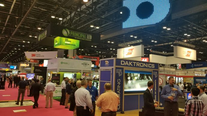 Report From ISA: Little Sign Of Digital Signage At Sign Industry's Big Show, But Hints Of An Uptick