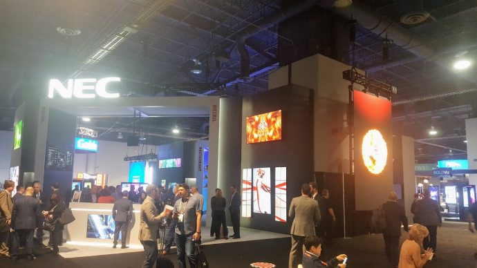 DSE 2018 – Day One Impressions