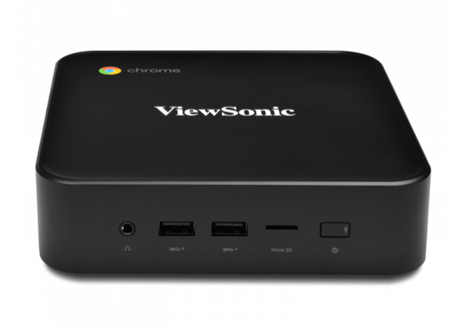 Monitor-Maker ViewSonic Gets Into Making And Marketing Chromeboxes