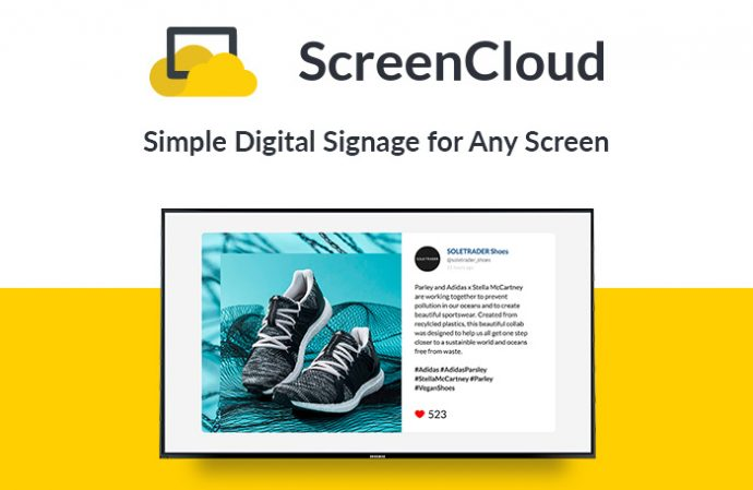 DSE 2018 Booth Previews – ScreenCloud Sharing Vision For Future Of Digital Signage
