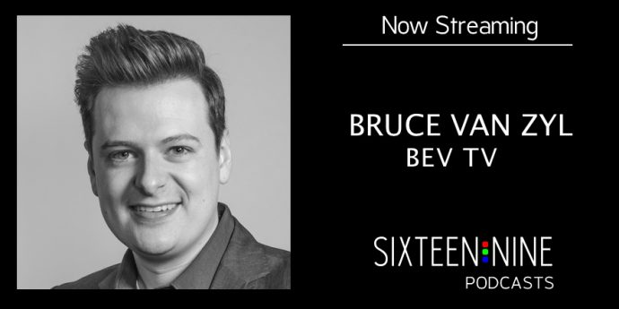 16:9 Podcasts:  Bruce Van Zyl Of Sellr, On Moving The Sales Needle With BevTV In-Store Digital