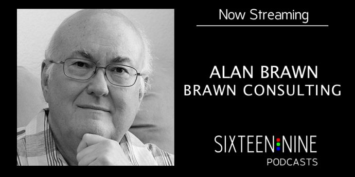 16:9 Podcasts: Alan Brawn On Educating The Digital Signage Masses, & Talking Some Off The Business Ledge