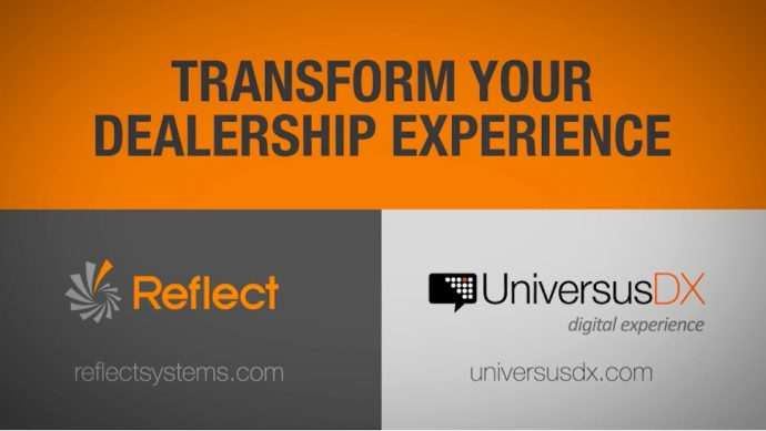 Reflect Teams With Universus Media On Auto Dealer-Focused Digital Signage Solutions