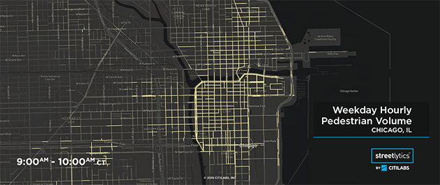 Citilabs Adds Pedestrian Data To Massive U.S. Dataset On Population Movement