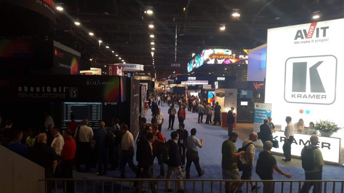 InfoComm 2018 Day One Impressions
