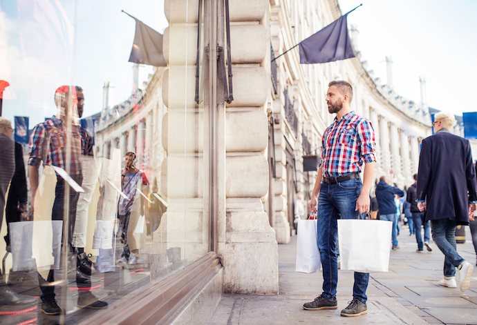 Technology Is The Key To Brand Loyalty On The Changing High Street
