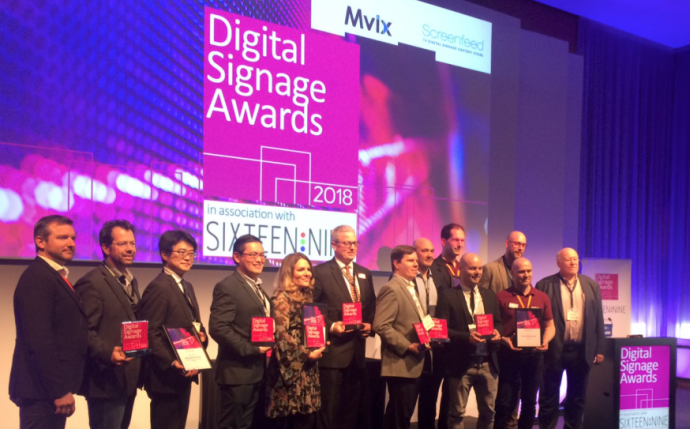 The 2019 Digital Signage Awards Have A Venue And Big Evening Planned In Amsterdam