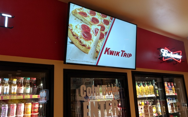 Printer Federal Heath Wins Digital Signage Rollout Deal With Kwik Trip C-Store Chain