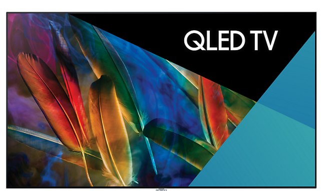 German Testing Lab Shows Samsung's QLED Display Tech Has No Burn-In Issues