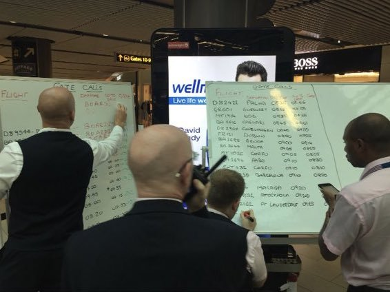 Gatwick Becomes Poster Child For Digital Signage Failover Planning