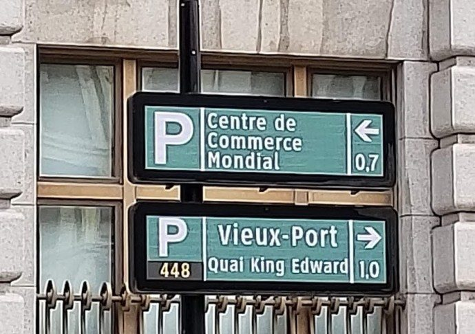 Spotted: Smart City Digital Signage In Montreal That's Genuinely Smart